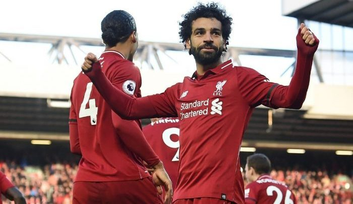 بالأرقام.. محمد صلاح يدخل قائمة اللاعبين الأعلى أجرًا في الدوري الإنجليزي