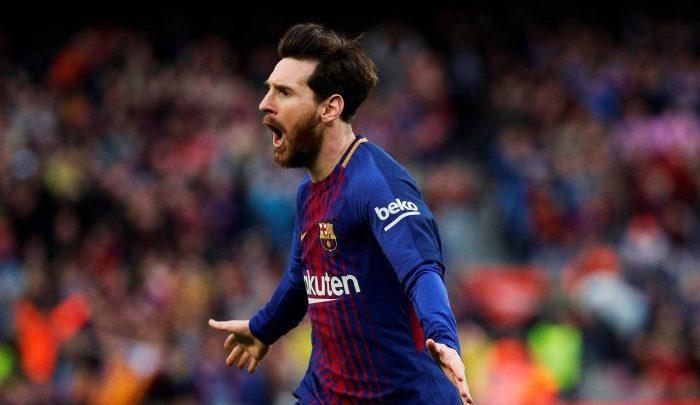 ميسي يخطف الأضواء في ريال مدريد