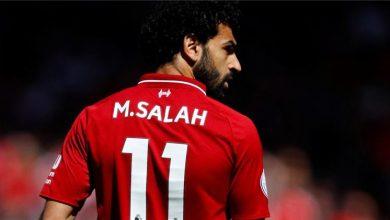 صورة تعليق محمد صلاح على عدم تسجيله للأهداف مع ليفربول