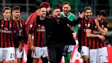 صورة تشكيل ميلان ضد أودينيزي في الدوري الإيطالي