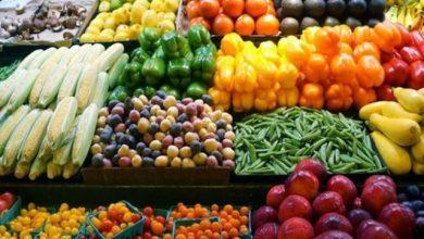 صورة أسعار الخضروات الفاكهة بسوق العبور اليوم الجمعة 13-9-2019