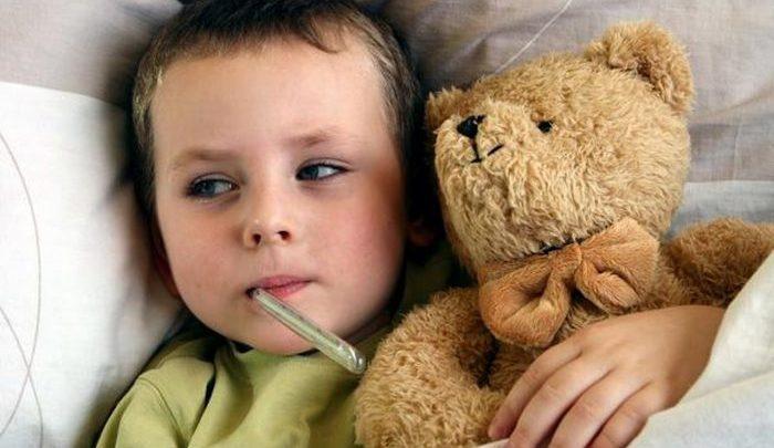 ادوية البرد للاطفال
