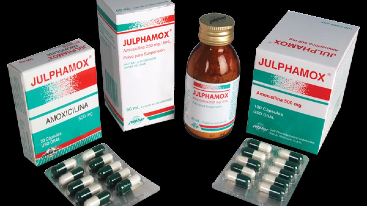 اوماسيلين Omacillin مضاد حيوي واسع المجال دار العلاج