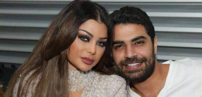 هيفاء وهبي ومحمد الوزيري