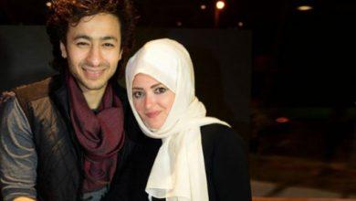 صورة شاهد|أحدث ظهور لزوجة حمادة هلال بدون حجاب يثير الجدل على مواقع التواصل..صور