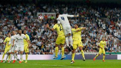 صورة القنوات الناقلة وموعد مباراة ريال مدريد ضد فياريال اليوم الخميس 16 يوليو 2020