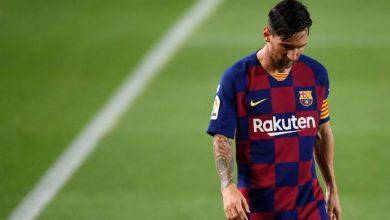 """صورة فيديو.. أهداف مباراة برشلونة وأوساسونا """"1/2"""" الخميس 16 يوليو 2020"""