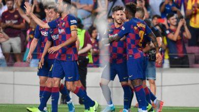 صورة القنوات الناقلة وموعد مباراة برشلونة وأوساسونا اليوم الخميس 16 يوليو 2020