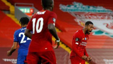 """صورة فيديو.. أهداف ليفربول وتشيلسي """"5/3"""" بالدوري الإنجليزي الأربعاء 22 يوليو 2020"""
