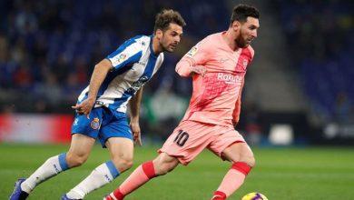 صورة القنوات الناقلة وموعد مباراة برشلونة وإسبانيول اليوم الأربعاء 8 يوليو 2020
