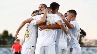 """صورة فيديو.. أهداف مباراة ريال مدريد وفياريال """"2/1"""" الخميس 16 يوليو 2020"""